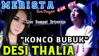 Single Terbaru -  Cak Met Koplo Ngamuk Konco Turu Desi Thalita