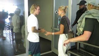 Justin Bieber says he's gonna marry Hailey Baldwin - in New York - July 29, 2018