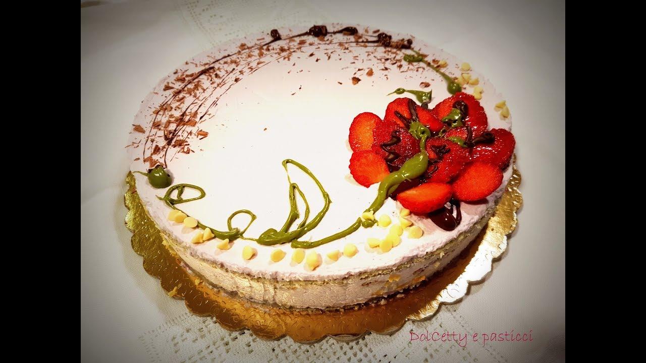 Torta con fragole e frutti di bosco (metodo bimby)