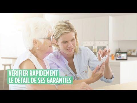 Vidéo Espace Client Groupama.fr - Consulter un contrat Prévoyance