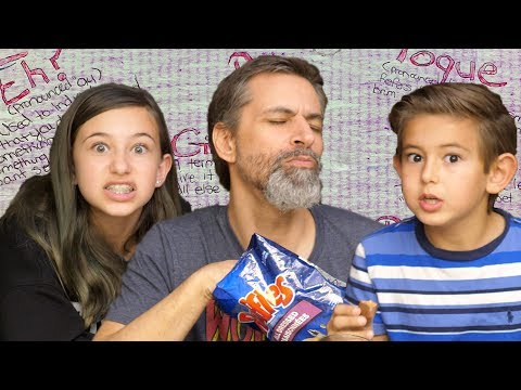 Junk Food For Dinner! Canadian Snack Review | Josh Darnit