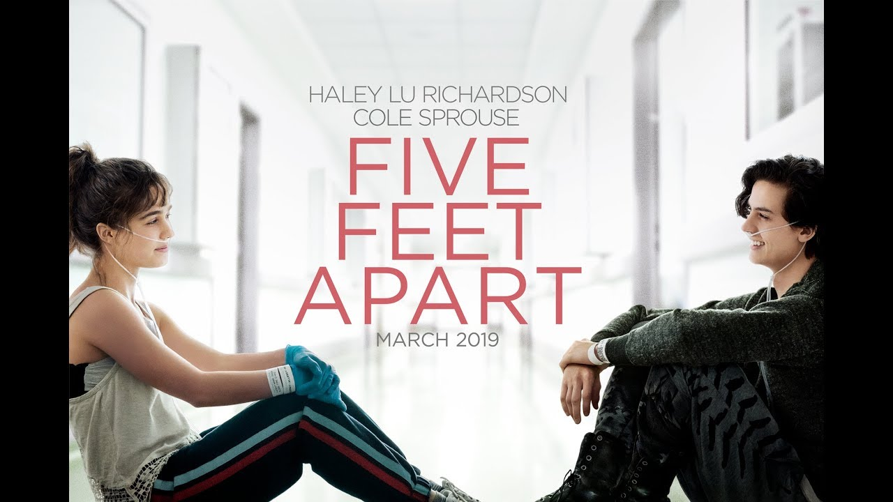Image result for five feet apart