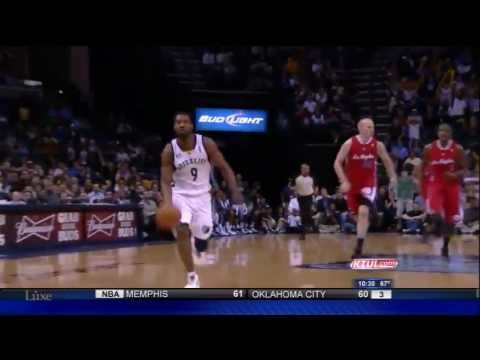Tony Allen Discusses Oklahoma State Hoops Past & Present