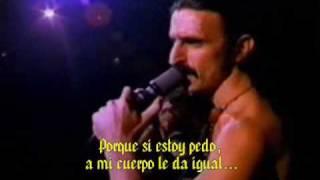 Frank Zappa - Dinah Moe Humm  (Subtitulado en español)