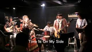 The Nasty Lips with Mary Stickels - Tell Me Ruby Tuesday Time Is On My Side Dead Flowers