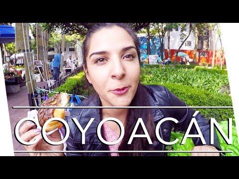 5 Cosas que hacer y comer en Coyoacán | Ciudad de México | TRAVEL