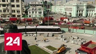 "Четыре московских вокзала свяжут ""Витязи"""