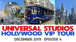 EP4   Universal Studios Hollywood VIP Tour   Part 1 Studio Tour and Lunch