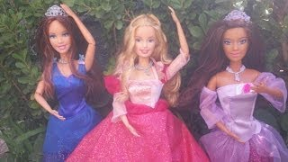 Barbie and The 12 Dancing Princesses Dolls / Barbie y Las 12 Princesas Bailarinas Muñecas