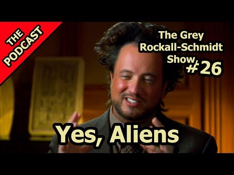 Conspiracy Theory Documentaries - The Georg Rockall-Schmidt Show #26