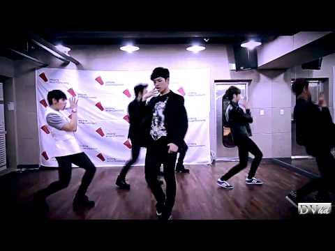 C-CLOWN - Far Away... Young Love (dance practice) DVhd