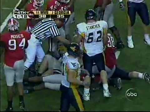 Phil Brady Fake Punt in Sugar Bowl (2006)
