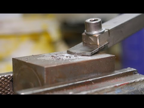 Making a metal surface scraper - YouTube