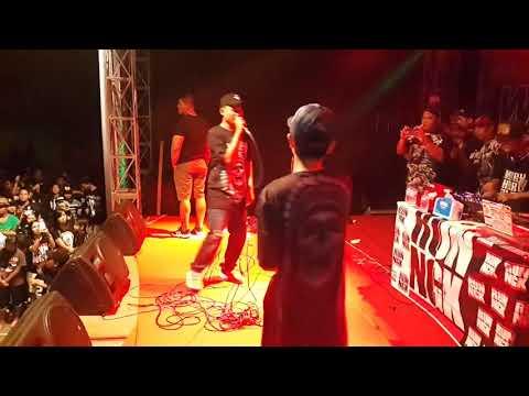 Konser Terbaru NDX AKA FAMILIA! Salah Kekancan Live Kediri