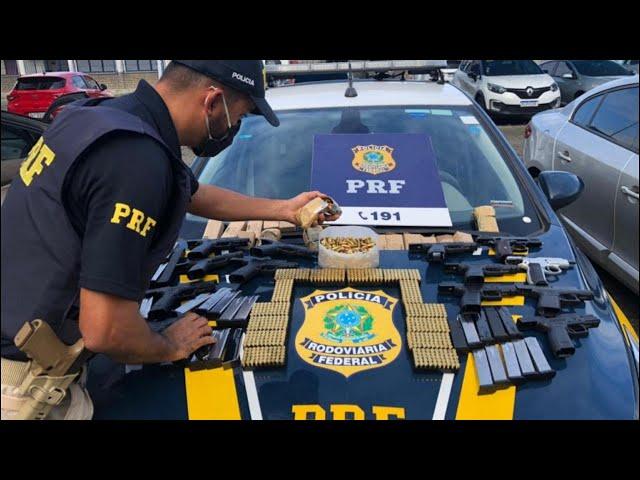 EX-VEREADOR JAIMINHO PEREQUÊ É PRESO COM ARMAS NA BAHIA