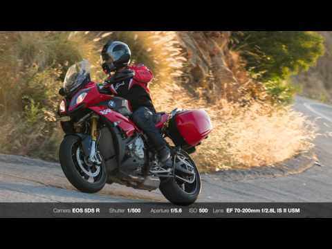 Canon EOS 5DS R: Action Sports Photography with Kevin Wing