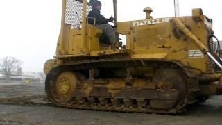 Fiat Allis FD9 DIESEL Dozer Winch Logging Machine FD-9 Tractor Crawler Narrow...