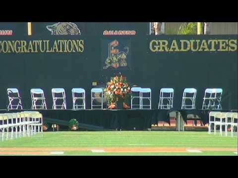 Escondido High School Graduation 2016