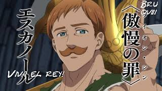 ESCANOR「AMV」 -Hail To The King Sub Español