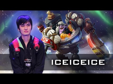 Iceiceice Timbersaw Rampage vs TnC