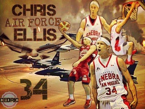 chris AIRFORCE ellis WINGS