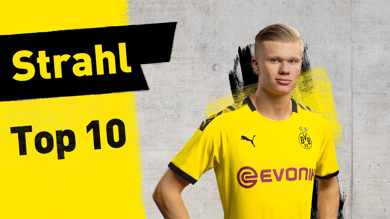 Top 10: Strahl mit Haaland, Dede & Co.