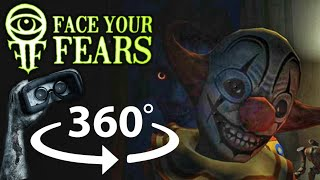Your Bedroom is Haunted! VR Face Your Fears in 360° | Scary Oculus Horror Game | All 3 Books
