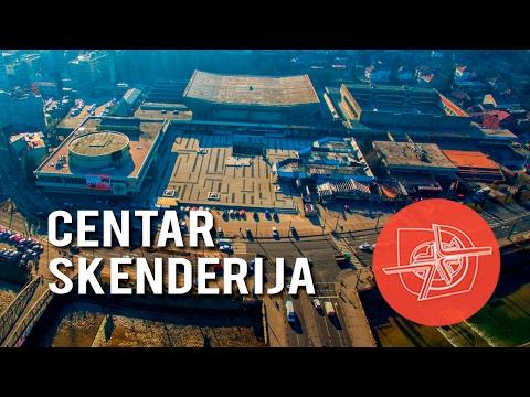 Centar Skenderija Sarajevo - Plato obnova