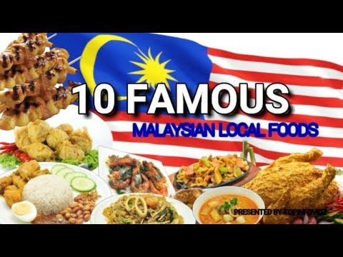 Malaysia local food brand