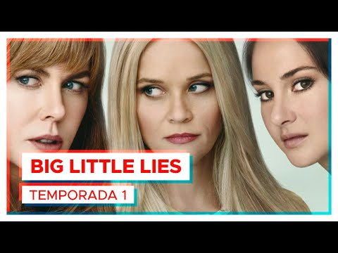 BIG LITTLE LIES é a minissérie mais importante que vc respeita
