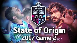 State of Origin 2017 - Game 2 - Episode 2 - NSW v QLD - Thurston
