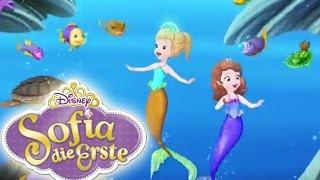 Sofia die Erste und die Meerjungfrauen - Märchenwelt-Song - DISNEY JUNIOR