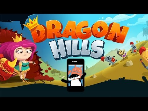 Dragon Hills [Android] Принцесса разозлилась с Леммингом и Банзайцем