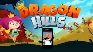 Dragon Hills [Android] 'Принцесса разозлилась' с Леммингом и Банзайцем