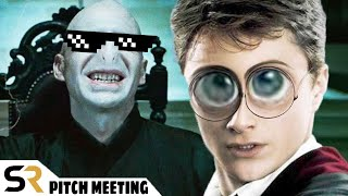 Harry Potter Universe Pitch Meeting Compilation