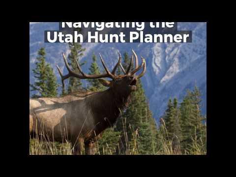 The Utah Hunt Planner