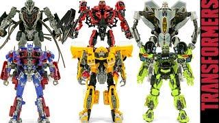 Transformers Studio Series Bumblebee Stinger Crowbar Ratchet Optimus Prime Starscream Robot Toys