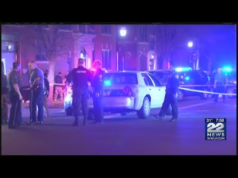 Downtown Springfield shooting victim has died