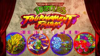 TMNT: Tournament Fighters (SNES) - Cafeteria / Raphael Theme [Remastered]