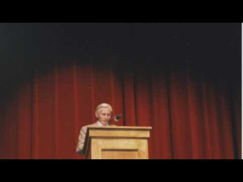 """Excerpt from William Gaddis keynote for """"The Writer and Religion"""" conference"""