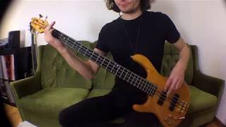 Trivium - The Wretchedness Inside (Bass Cover)