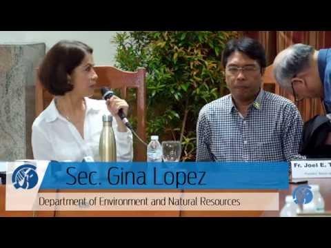 #AtenewsTV: Gina Lopez on Mining Companies in Mindanao