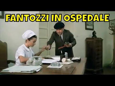 """Fantozzi ► Odissea in Ospedale: """"Buongiorno"""" ► """"Diecimila Lire!"""""""