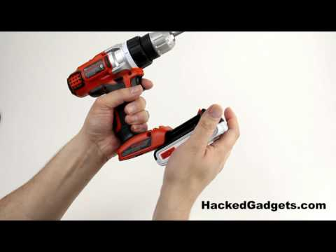Black and Decker 20 Volt Lithium Drill Review