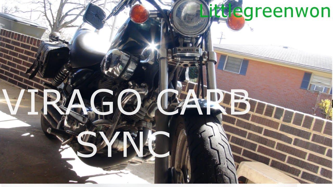 92 virago carb sync ports youtube 92 virago carb sync ports youtube publicscrutiny Images
