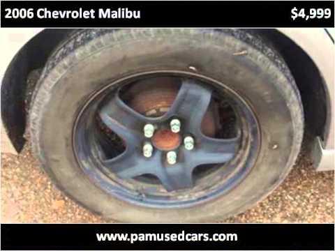 2006 Chevrolet Malibu Used Cars Lafayette LA
