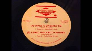 DJ Precise feat Tim Smooth - Shake M Up Shake Em
