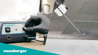 Meusburger technical tip – Eąsy removal of EDM scale