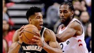 Milwaukee Bucks vs Toronto Raptors_Game 3_NBA Playoffs 20 May 2019