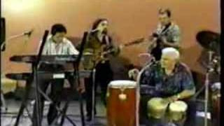 "Jack Costanzo ""Mr. Bongo"" and his band Latin Combustion"